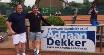 Frans Bauer Sportief Met Sponsor LTV De Merenwijk