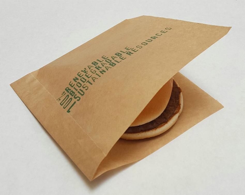 Hamburger/kebab zakken