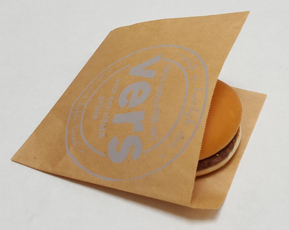 Papieren zakken hamburger Papierindustrie Adriaan Dekker