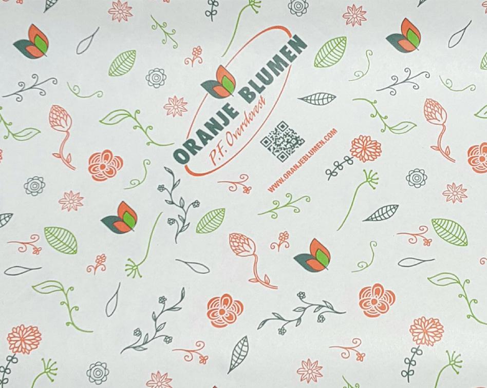 vellen inpakpapier