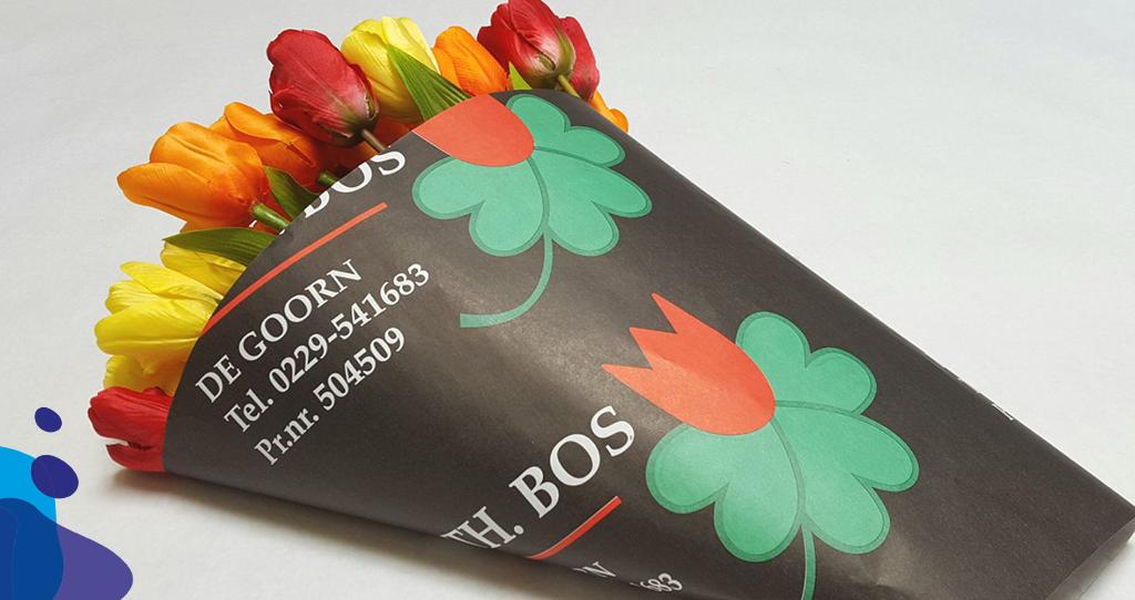 Tulpenvellen Papierindustrie Adriaan Dekker