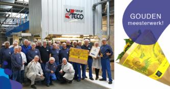 Gouden EFTA-Benelux Flexo Award 2017