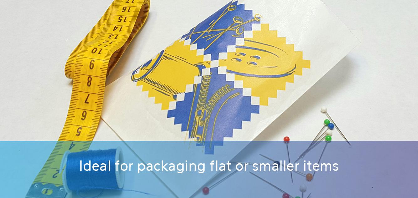 Flat bags Adriaan Dekker