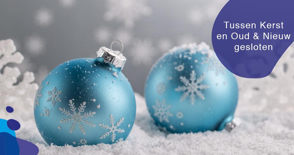 Wij Zijn Gesloten Tussen Kerst En Oud & Nieuw