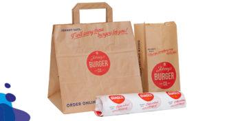 Papieren Verpakking Food